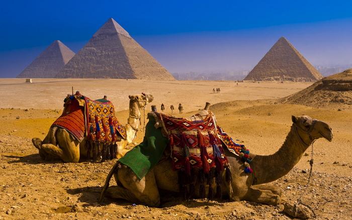 Красота Египта